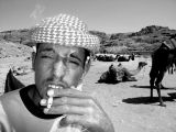 Smoking Bedouin